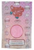 Полимерная глина Candy Clay Клубника со сливками (01-0203), 100 г