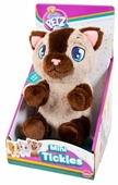 Интерактивная мягкая игрушка IMC Toys Mini Tickles Котенок