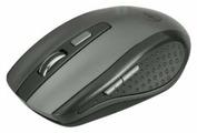 Мышь Arctic M361 Portable Wireless Mouse Black-Silver USB