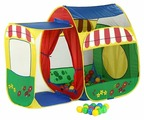 Палатка Calida Домик с пристройкой 679