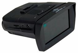 Видеорегистратор с радар-детектором Stonelock Aco, GPS