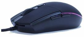 Мышь Qcyber WTF Black USB