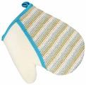 Мочалка Silva рукавица (SW 282)