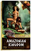 Шоколад Libertad Королевство Амазонок молочный с натуральным манго