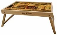Поднос-столик Gift'n'Home TL (бук)