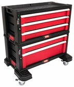 Ящик-тележка KETER 5 drawers tool chest set (17199301) 37 х 59 x 59 см