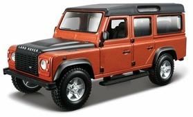Внедорожник Bburago Land Rover Defender 110 (18-43029) 1:32