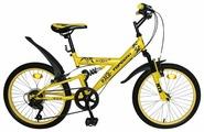 Подростковый горный (MTB) велосипед Top Gear Boxer (ВН20204)