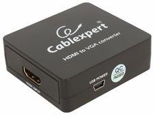 Конвертер Cablexpert HDMI - VGA (DSC-HDMI-VGA-001)
