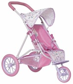 Прогулочная коляска Zapf Creation Baby Born (1423565)