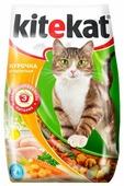 Корм для кошек Kitekat с курицей