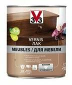 Лак V33 Водный для мебели глянцевый (0.5 л)