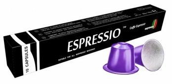 KSP Caffe Кофе в капсулах Espressio Caffe Espresso (10 капс.)
