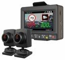 Видеорегистратор Inspector Scirocco, 2 камеры, GPS