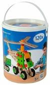 Винтовой конструктор HEROS 39030 Вертолет