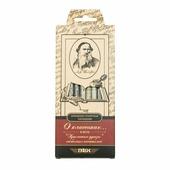 Эйфорд Набор чернографитных карандашей О классиках…Толстой 6 шт (BKH-06-03)