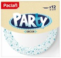 Paclan тарелки одноразовые 23 см (12 шт.)