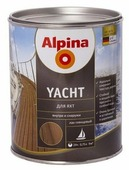 Лак Alpina Yacht (0.75 л)