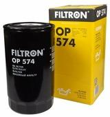Масляный фильтр Filtron OP574/1