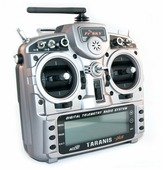 Пульт управления FRSky Taranis X9D Plus