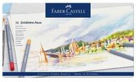 Faber-Castell Акварельные карандаши Goldfaber Aqua, 36 цветов (114636)
