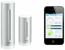 Метеостанция Netatmo Urban Weather Station