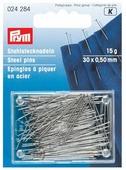 Набор булавок Prym 024284, 0,5 x 30 мм 15 г