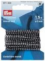 Prym Шнур для анорака, 9713 3 мм х 1.5 м