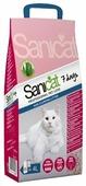 Наполнитель Sanicat 7 days Aloe Vera (4 л)