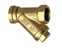 Фильтр механической очистки FAR FA 2390 1 муфтовый (ВР/ВР), латунь, со сливом