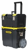 Ящик-тележка STANLEY 1-70-326 Mobile Work Center 3 в 1 63 х 47 x 29 см