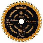 Пильный диск DeWALT Extreme DT10301-QZ 165х20 мм