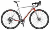 Шоссейный велосипед Scott Addict Gravel 10 Disc (2017)