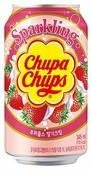 Газированный напиток Chupa Chups Клубника