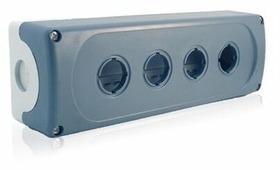 Держатель таблички обозначен. (шильдика-вставки) для устр-в упр-я и сигнализации ABB 1SFA616920R8120