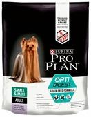 Корм для собак Purina Pro Plan Optidigest индейка (для мелких пород)