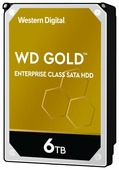 Внешний HDD Western Digital Gold 6 ГБ