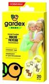 Пластырь Gardex Baby после укусов насекомых