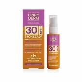Флюид для защиты от солнца Librederm Bronzeada Full Spectrum Anti-Age SPF 30