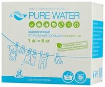 Стиральный порошок PURE WATER Экологичный концентрат