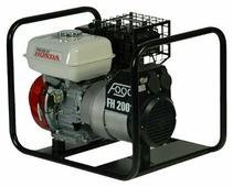 Бензиновый генератор Fogo FH 2001 (2200 Вт)