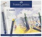 Faber-Castell Карандаши цветные Goldfaber, 24 цвета (114724)