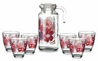 Набор Pasabahce Dream кувшин + стаканы 7 предметов