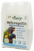 Fiory корм Micropills Lori/Lorikeets для попугаев лори