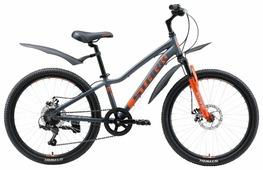 Подростковый горный (MTB) велосипед STARK Rocket 24.1 D (2019)