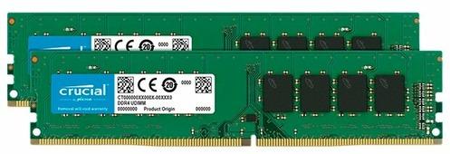 Оперативная память 4 ГБ 2 шт. Crucial CT2K4G4DFS632A