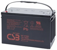 Аккумуляторная батарея CSB GP 121000 100 А·ч