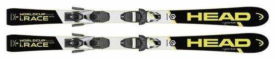 Горные лыжи HEAD WC i.Race Team с креплениями SX 7.5 AC (16/17)