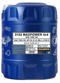 Трансмиссионное масло Mannol Maxpower 4x4 75W-140
