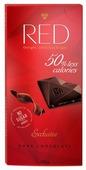 Шоколад Red Delight темный со сниженной калорийностью
